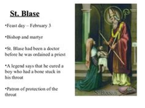 prayer to st blaise healer of throat ailment books blaise prayer card st blaise