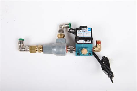 Haas Cabinet Reviews by Solenoid Valve Assembly Tsc Purge Solenoids Tsc 1000