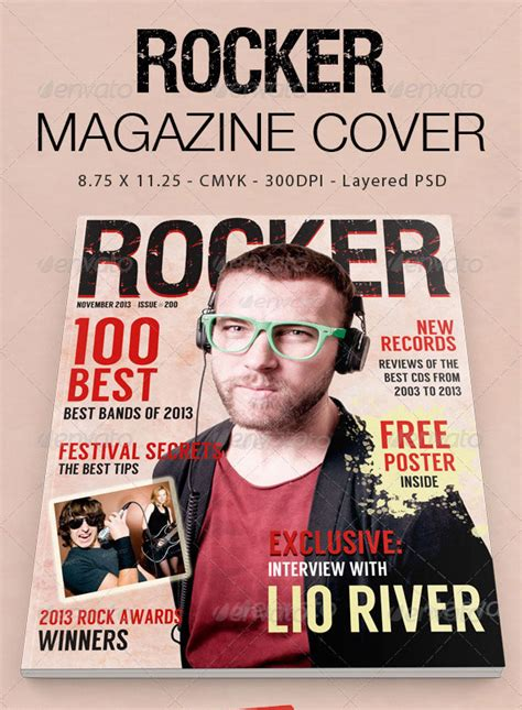 magazine cover layout psd 34 high quality psd indesign magazine templates web