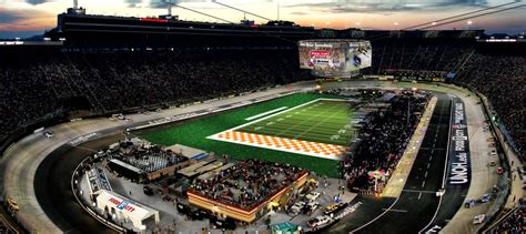capacity of bristol motor speedway how bristol motor speedway will become college football s