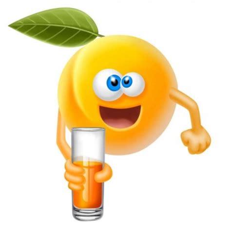 Boneka Sumo Biru buah buahan yang menarik dan gambar kartun gambar hd buah