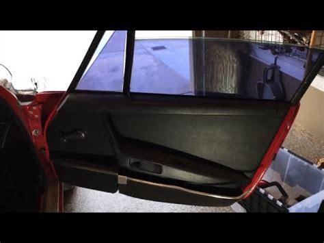 Porsche 911 Panels by Porsche 911 Door Panel Removal