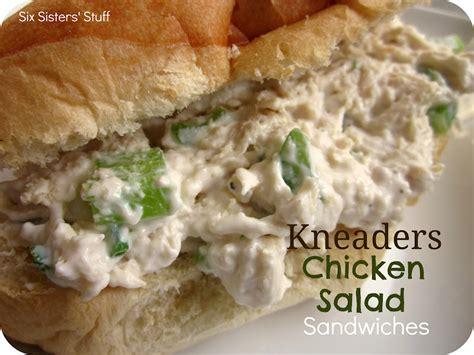 kneaders chicken salad sandwich recipe six sisters stuff six sisters stuff