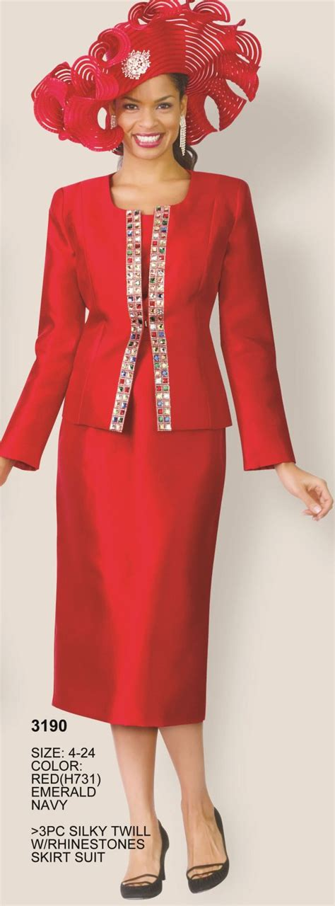 Superior Womans Church Suits #10: 3190-Lily-and-Taylor-Womens-Church-Suit-S15.jpg