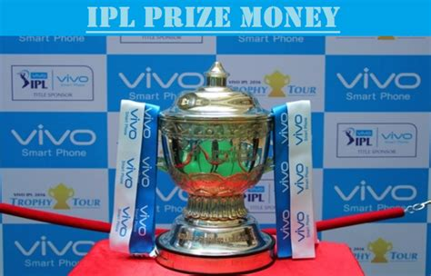 Ipl Winning Team Prize Money 2017 - ipl 2018 prize money award winners indian premier league