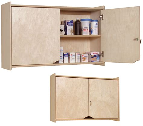 swp1424 locking wall cabinet for your church nursery