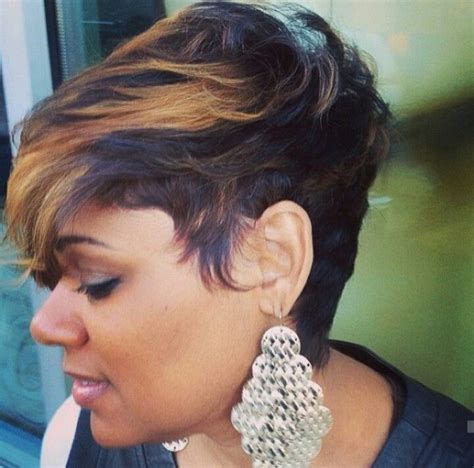 nahja azin like the river salon hair style images like the river salon atlanta short hair pinterest