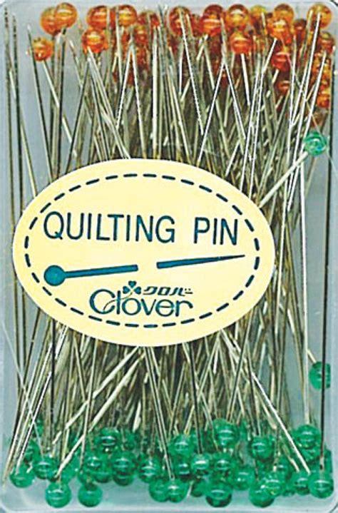 Clover Quilting Pins by Clover Quilting Pins