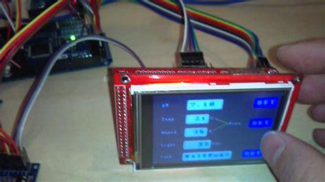 diy grow room controller arduino hydroponics controller