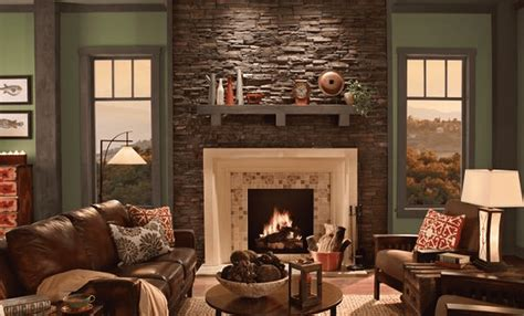 choose   family room colors