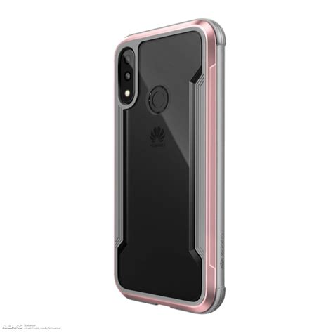 huawei p20 lite cases appear for the time show dual rear gizchina