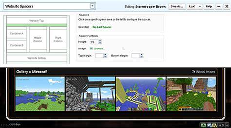 theme editor enjin home minecraft