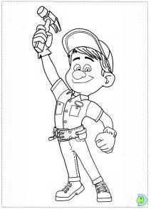 wreck ralph coloring pages coloring pages
