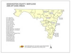 2000 zip code maps