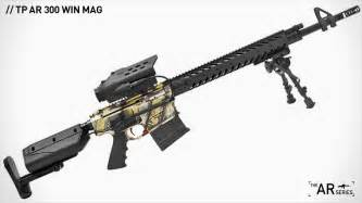 Taking pre orders for limited edition 300 win mag ar alternative
