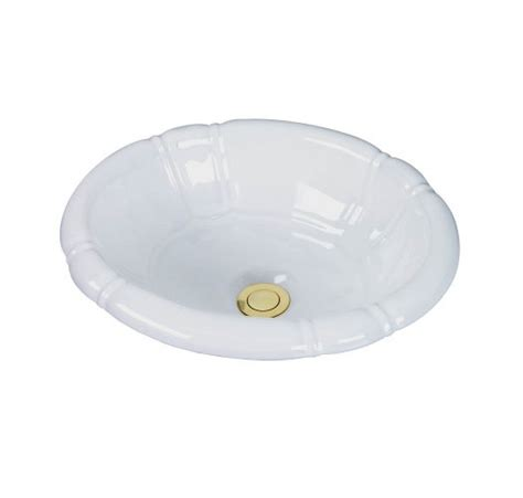 bisque bathroom sink barclay sienna drop in bowl bisque bathroom sink 4 709bq