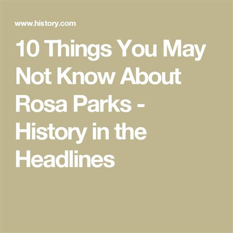 Tu14 10 Things You May Not Know About Minecraft Xbox 360 - 10 things you may not know about rosa parks history in