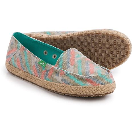 funky slippers sanuk funky fiona shoes for save 36