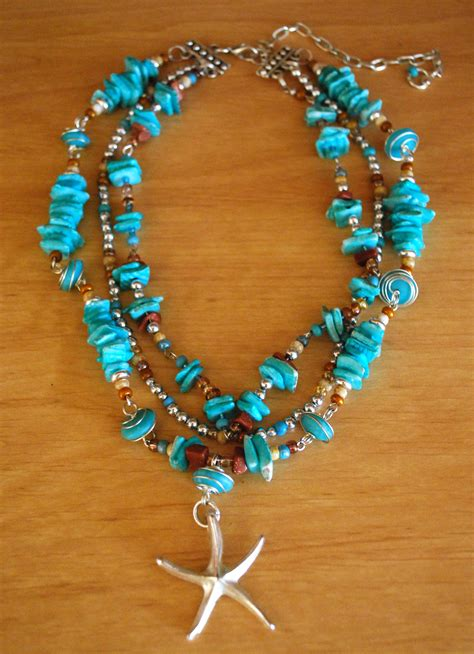 Necklace Handmade Design - handmade beaded jewelry ideas handmade jewelry