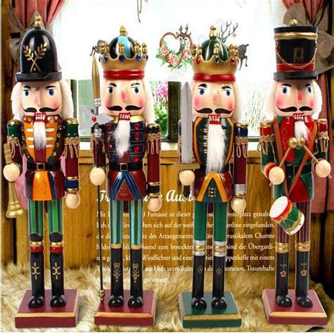 cheap nutcrackers for sale 30cm nutcracker puppet soldiers home decorations for creative ornaments and feative