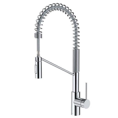 kraus oletto single handle pull out sprayer kitchen faucet kraus oletto single handle pull down sprayer kitchen