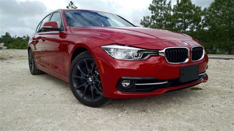 red bmw 2016 first drive 2016 bmw 340i