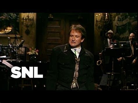 Will Quotes Robin Williams Monologue by Robin Williams Monologue Safe Saturday Live