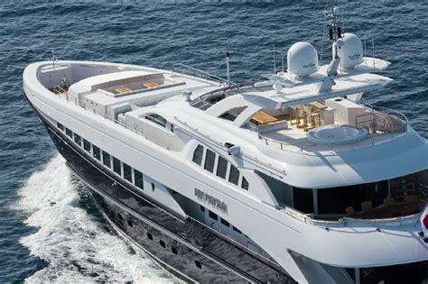 yacht  petra heesen yachts charterworld luxury