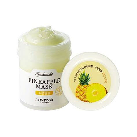 Skinfood Freshmade Lemon Mask skinfood freshmade mask 90ml ebay