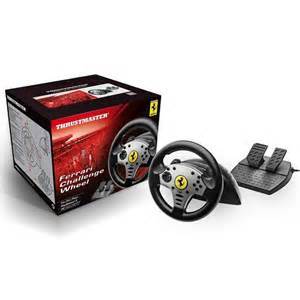 thrustmaster challenge racing wheel pc ps3 volante