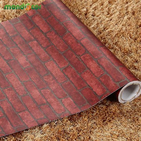 Aliexpress Buy Texlymat Woven Vinyl by Aliexpress Buy Pvc Vinyl Modern Brick Self