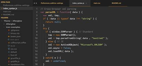 color themes for sublime text 3 10 beautiful free themes for sublime text