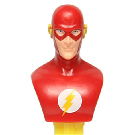 Hexagon Flash Justice League Xxi momopez heroes justice league flash pez