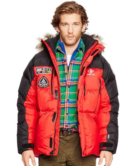 Red Paisley Duvet Marein Polo Ralph Lauren Rlx Expedition Down Jacket