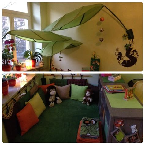jungle theme room who let the monkeys out cozy jungle themed
