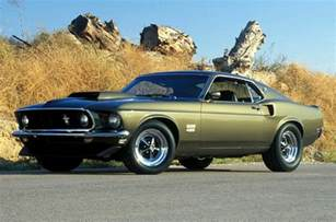 1969 ford mustang boss 429 specs photos   cars with muscles
