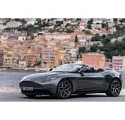 2018 Aston Martin DB11 Volante Review  AutoGuidecom News