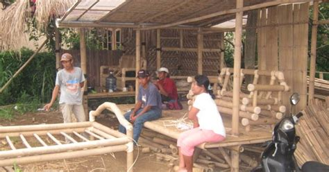 Kursi Bambu Bogor 081387245587 jasa saung gazebo bambu kayu murah jakarta bogor bekasi depok workshop gazebo