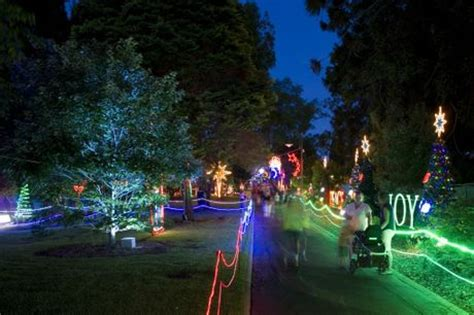 city switches on its annual christmas lights display