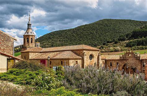 la rioja 25 cnig картинки монастырь испания monasterio de yuso la rioja города
