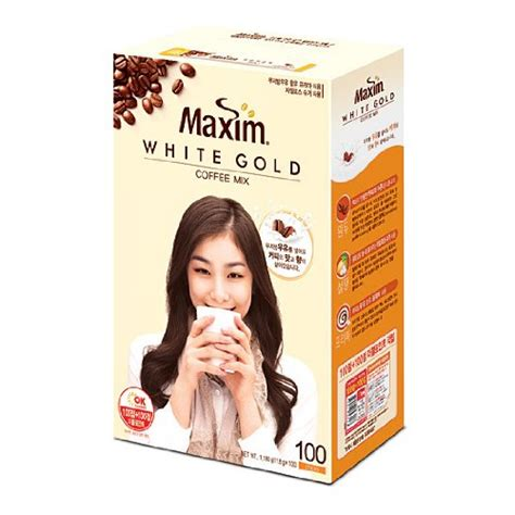 Coffee Consumers   Maxim White Gold Instant Coffee ? 100pks