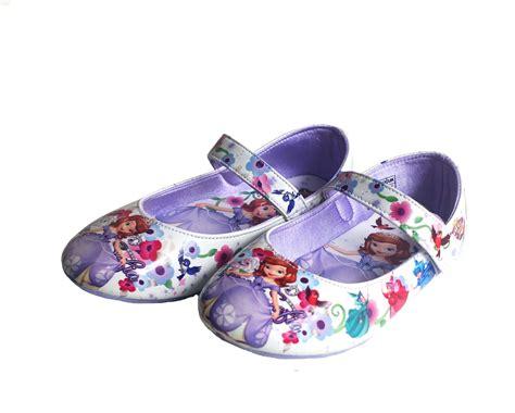 Babyzania Sepatu Anak Black Flower sepatu anak lucu toko bunda