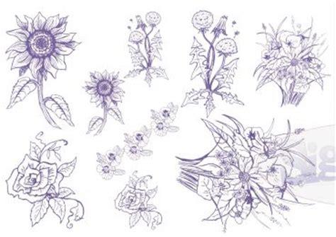 Muster Vorlagen Brandmalerei Bastelfritze De Vorlage Blumenmotive F 252 R Brandmalerei
