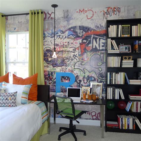 boys graffiti bedroom ideas taking it to the streets carlyn and company