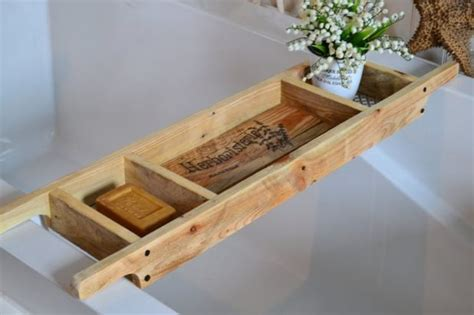 eco friendly bathtub eco friendly bathtub trays made from reclaimed wood