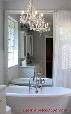 large bathroom mirror redo to double framed mirrors and master bath french country traditional on pinterest