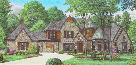 fancy house plans country house plans home design 170 1863