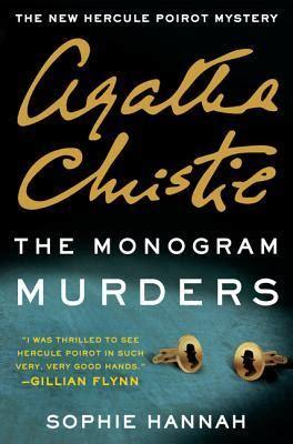 0008102384 the monogram murders the new the monogram murders by sophie hannah reviews