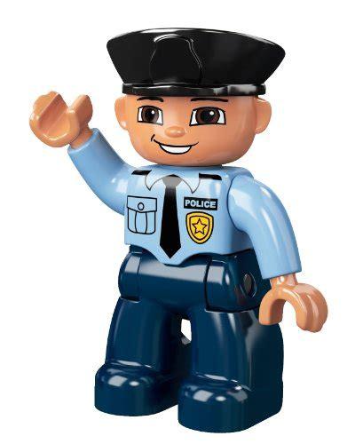 Ramen Cer Polijsten by Lego Duplo Town 5678 Polizist Christkindlmarktshop At