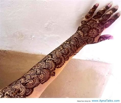 henna tattoo full hand 15 wonderful bridal mehndi designs for and